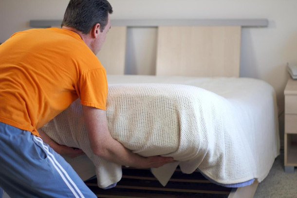 Stockton Mattress Removal